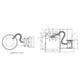 1104F 26/32W CFL 6.75 IN IC Remodel Frame-In Kit -  /
