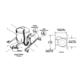 Lytecaster 1104IC 6.75 In IC Frame-In Kit 120V -  /