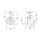 Lytespan Alcyon Open Ring PAR30 Track Head -  /