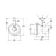 Lytespan Alcyon Open Ring PAR38 Track Head -  /