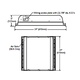 Skyway LED 2 X 2 Recessed Troffer -  /