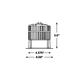 LR4-15 3500K 15 Deg LED Light Engine -  /