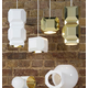 One Light Only Large Pendant -  / Gold