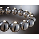 Pearla LED Suspension - Chrome /