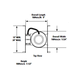 1004SIC 5 IN Shallow IC/Non-IC New Construction Frame-In Kit -  /