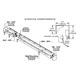 Stratus Outdoor IP46 Wet Location 2800K Linear Wall Grazer -  /