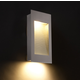 Spa Outdoor Wall Sconce - Bronze / Gold Frosted Textured /