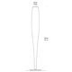 Stand Up Floor Lamp -  /