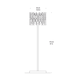 Sixty Floor Lamp -  /