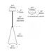 Ovation Pendant -  /