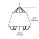Freejack LED Mini Artic Pendant -  /