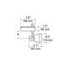 T-Trak 1-Circuit OM T4 CMH Head 20W 45 Deg -  /