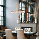 Tribeca Banqueting Chandelier -  / Black