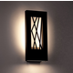 Twilight Outdoor Wall Sconce - Bronze /