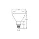 Uphoria LED R40 E26 18W 3000K 82CRI -  /