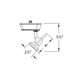 J Series 826 Halogen Track Head -  /