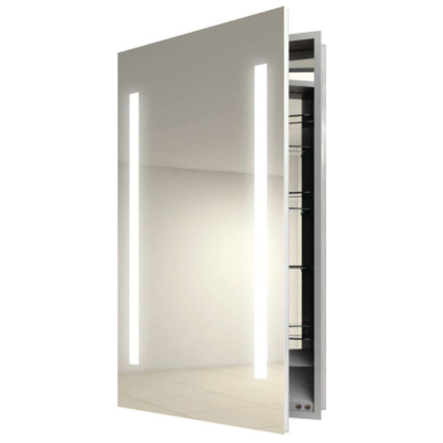 Ascension Left Surface Medicine Cabinet by Electric Mirror ...