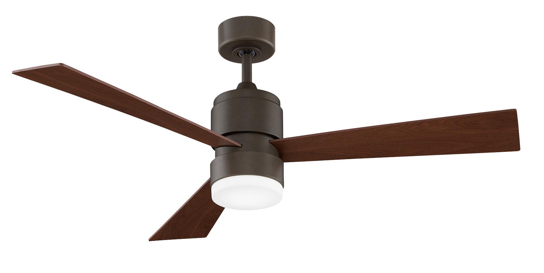 zonix led ceiling fan by fanimation fp4650ob