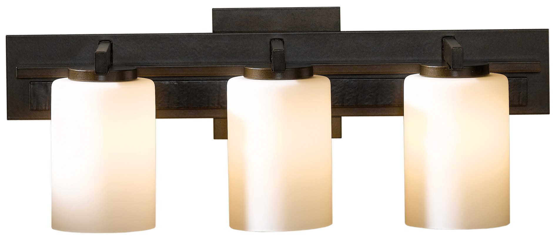 Ondrian Horizontal Bathroom Vanity Light By Hubbardton Forge 206303 1003