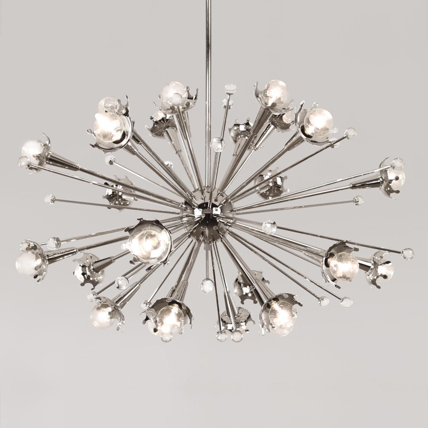 chandelier by jonathan adler  ras - sputnik chandelier by jonathan adler  ras