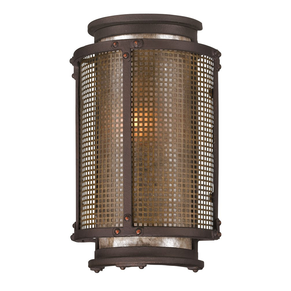 Copper Wall Sconces Outdoor : Copper Mountain Outdoor Wall Sconce by Troy Lighting B3271