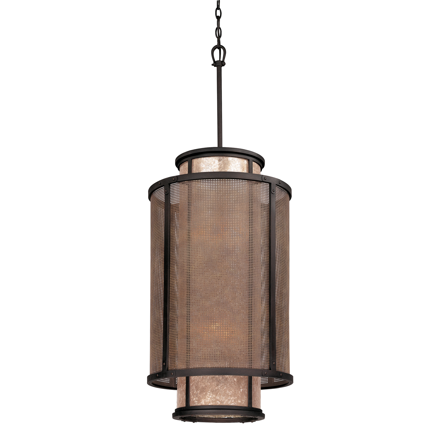 copper mountain pendant by troy lighting f3103. Black Bedroom Furniture Sets. Home Design Ideas