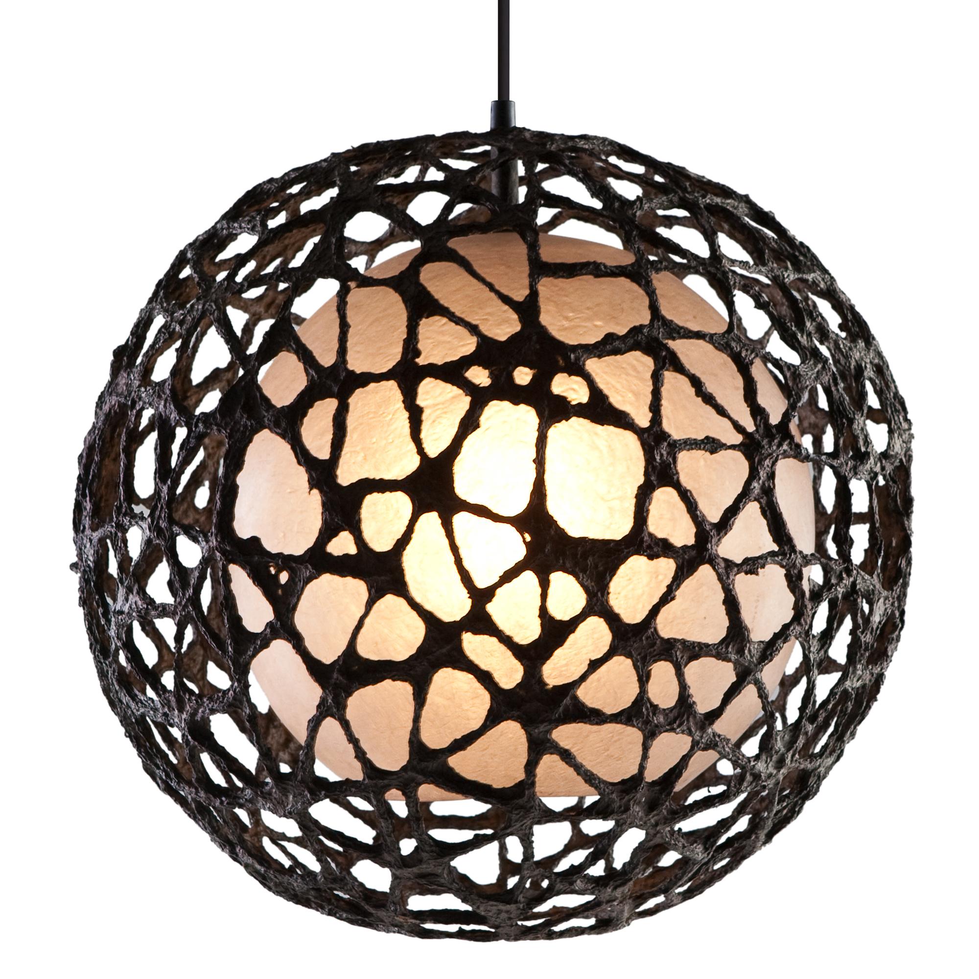 Round Hanging Light: C-U C-ME Round Pendant by Hive | LPCC-1515,Lighting