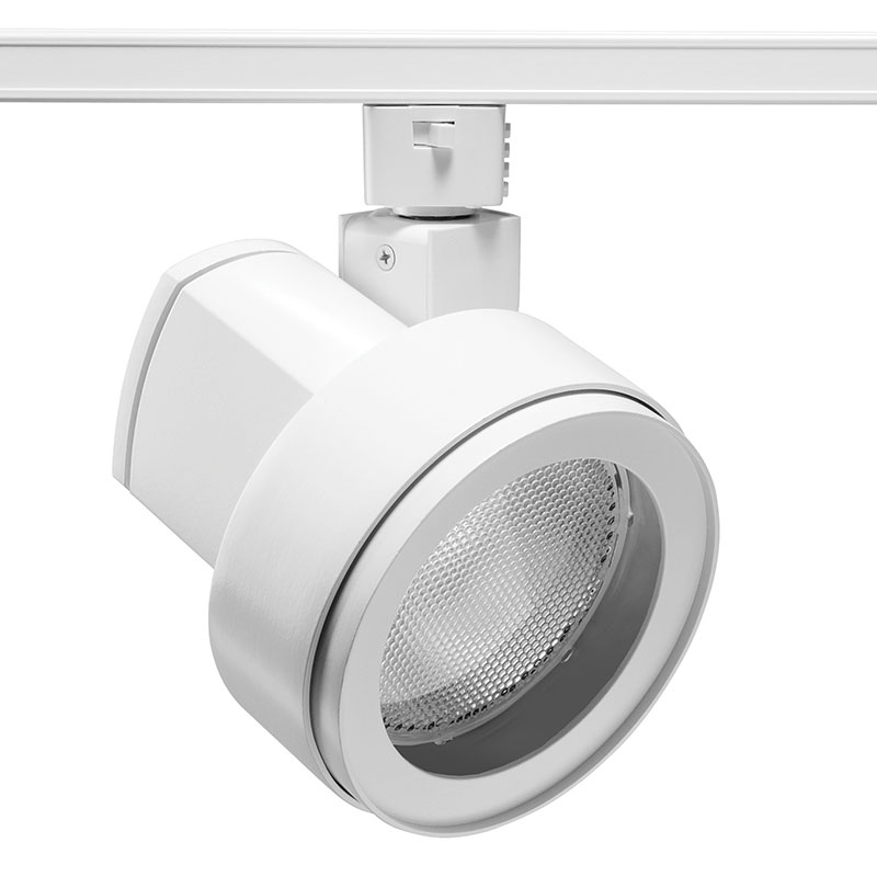t845 par30 cylindra track fixture 120v by juno lighting t845wh