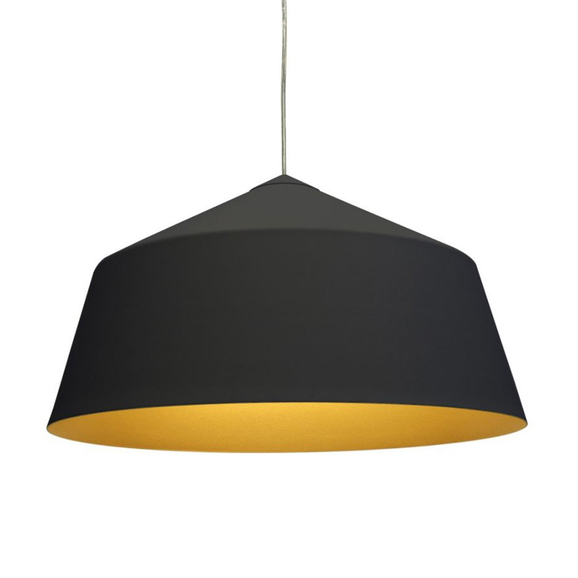 from by pendant tooy light molly deluxe interior black matte brass large