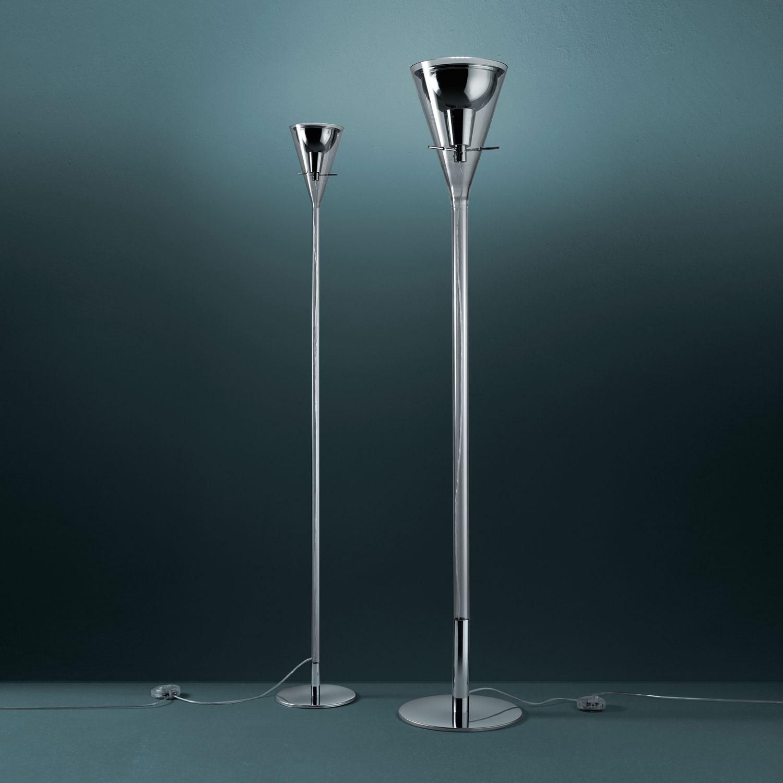 Flute Floor Lamp by Fontana Arte | U3300