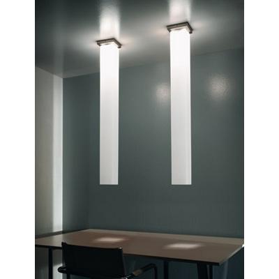 Ceiling light by vistosi pltubes120bcni tube ceiling light by vistosi pltubes120bcni aloadofball Choice Image