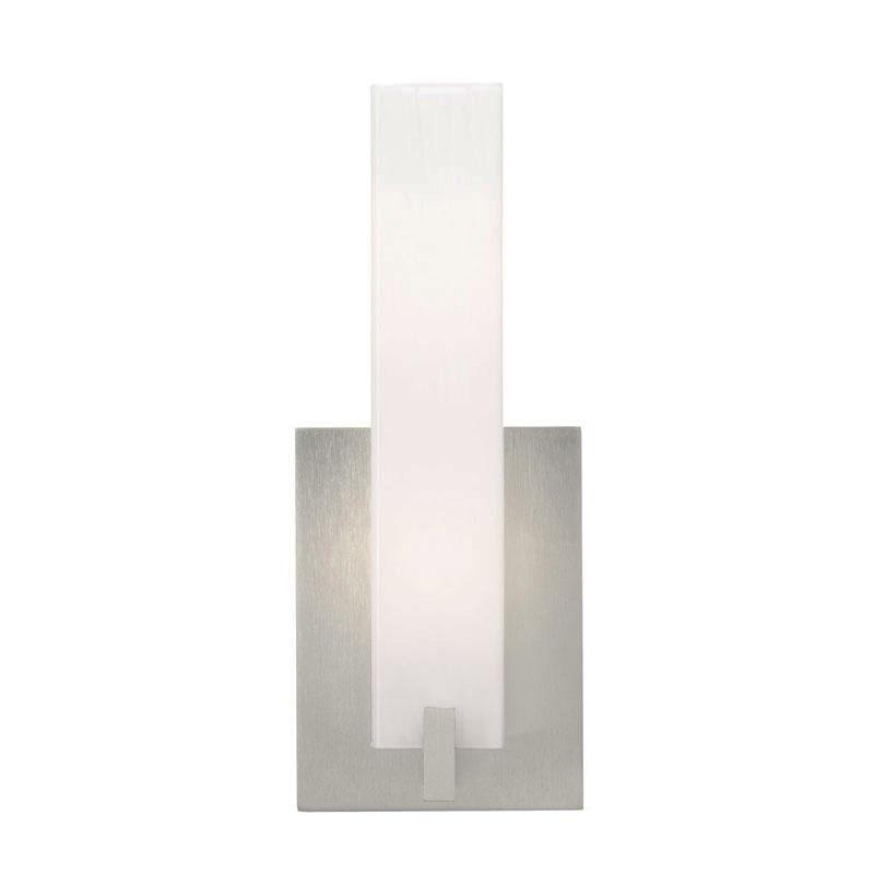 Image result for TECH LIGHTING COSMO WALL LIGHT SATIN NICKEL - 700WSCOSFS