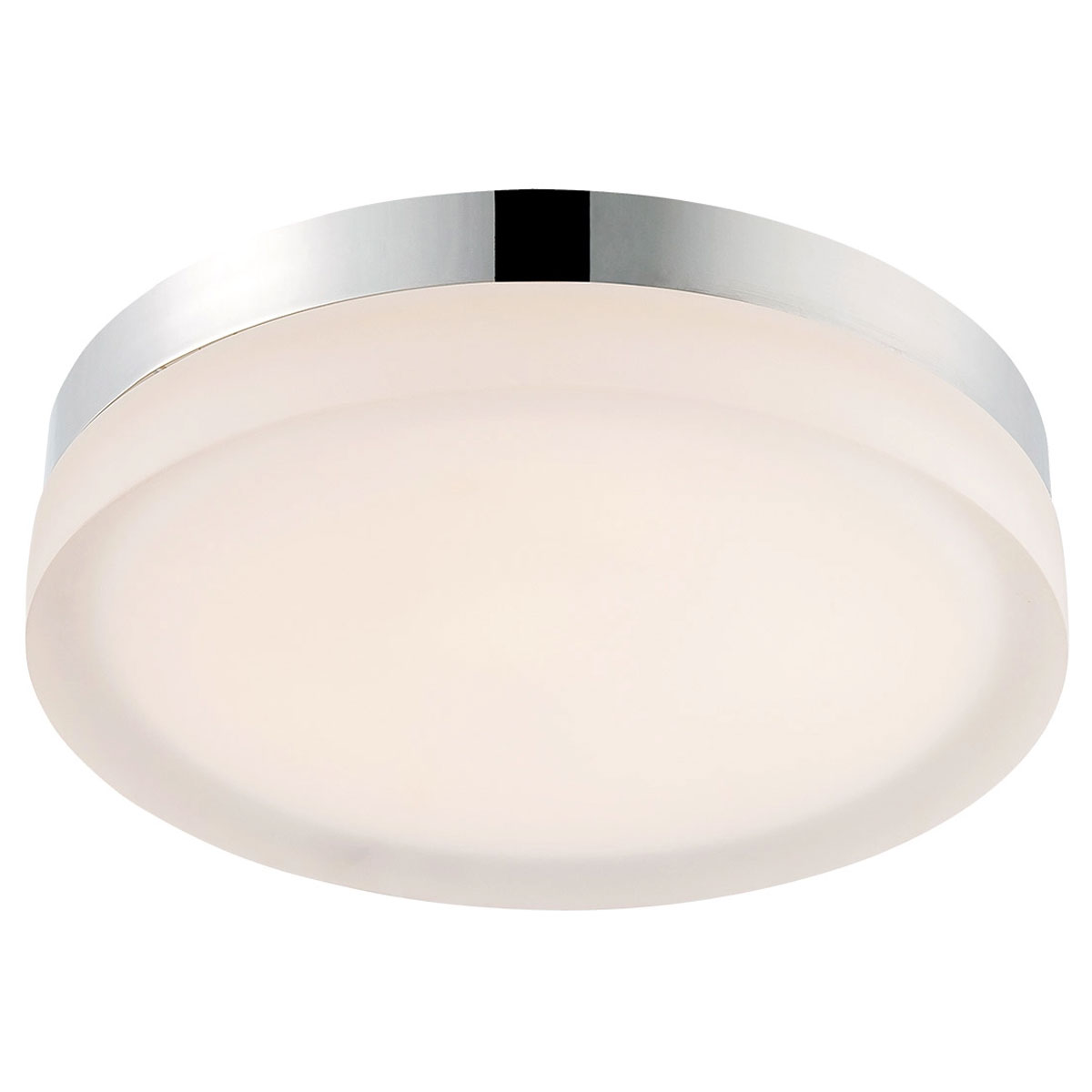 led ceiling light fixtures - slice round wallceiling light