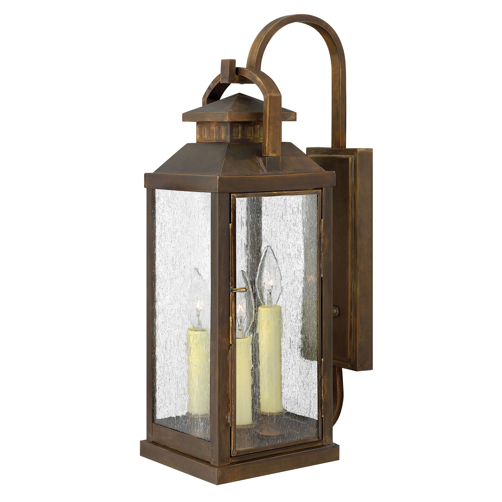 Discount Outdoor Wall Lighting: Revere Outdoor Wall Sconce By Hinkley Lighting