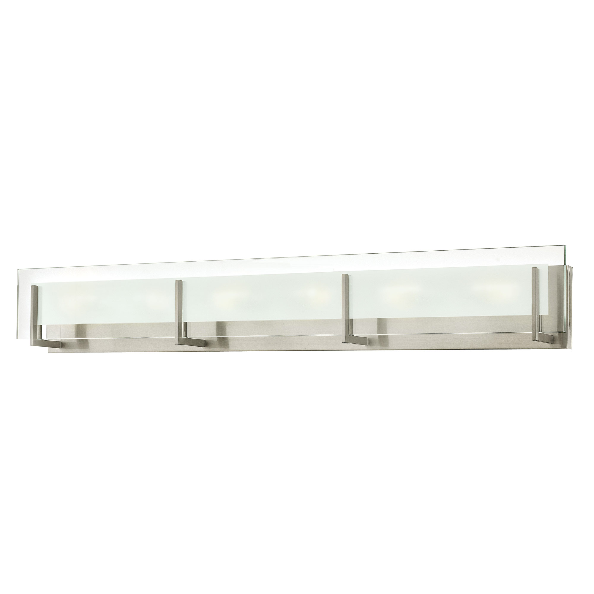 Latitude Bathroom Vanity Light By Hinkley Lighting 5656BN