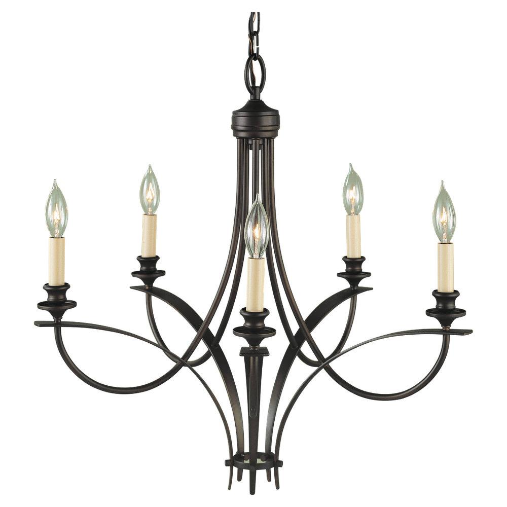 boulevard single tier chandelier by feiss f1888