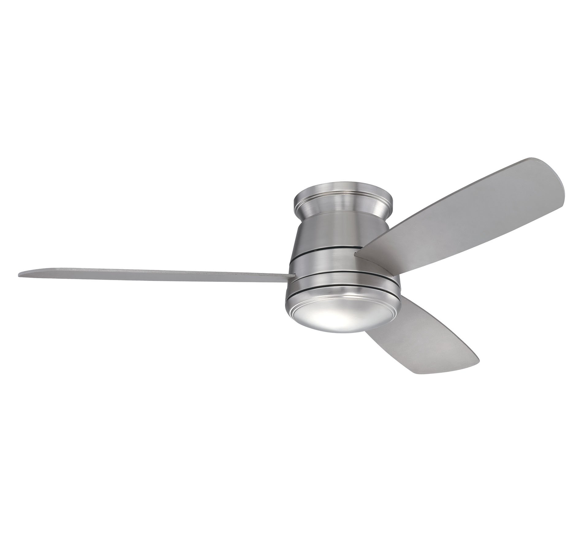 Hugger ceiling fan with light by savoy house 52 417h 3sv sn polaris hugger ceiling fan with light by savoy house 52 417h 3sv sn aloadofball Image collections