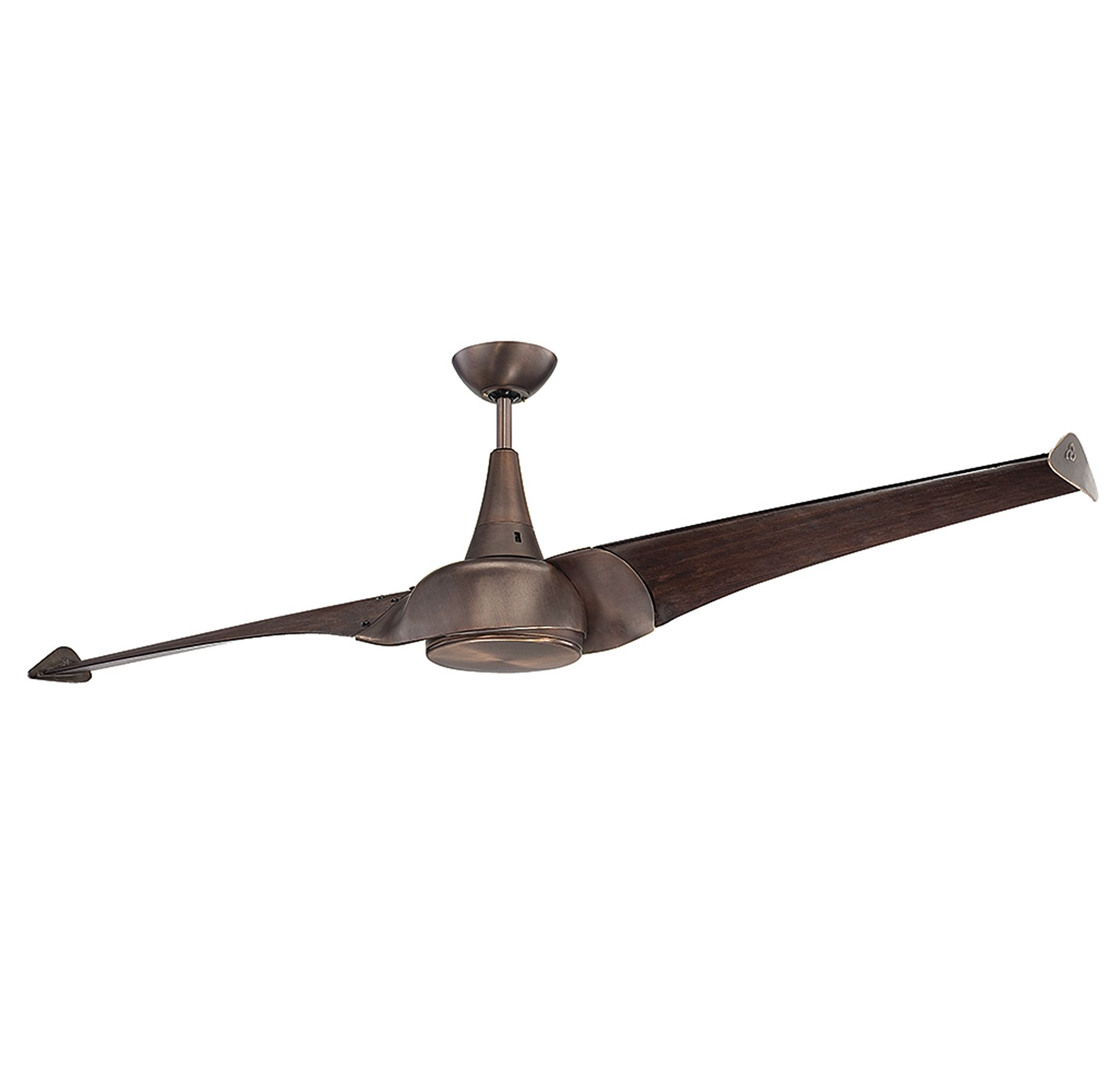 Ariel 2 Blade Ceiling Fan By Savoy House 68 818 2wa 35