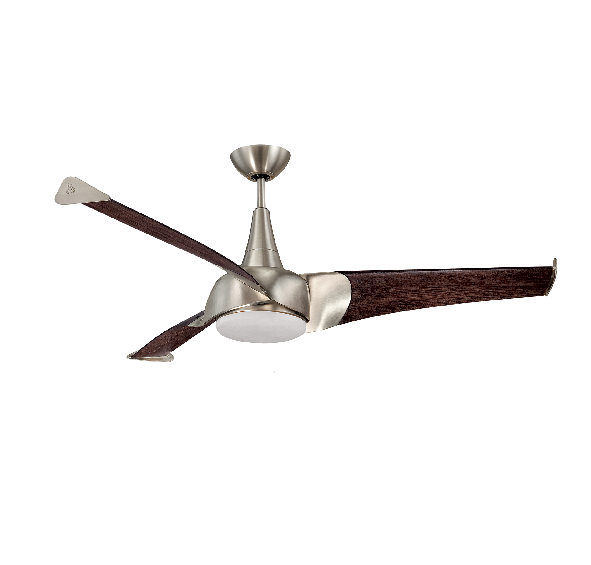 Ariel 3 Blade Ceiling Fan By Savoy House 55 818 3cn Sn
