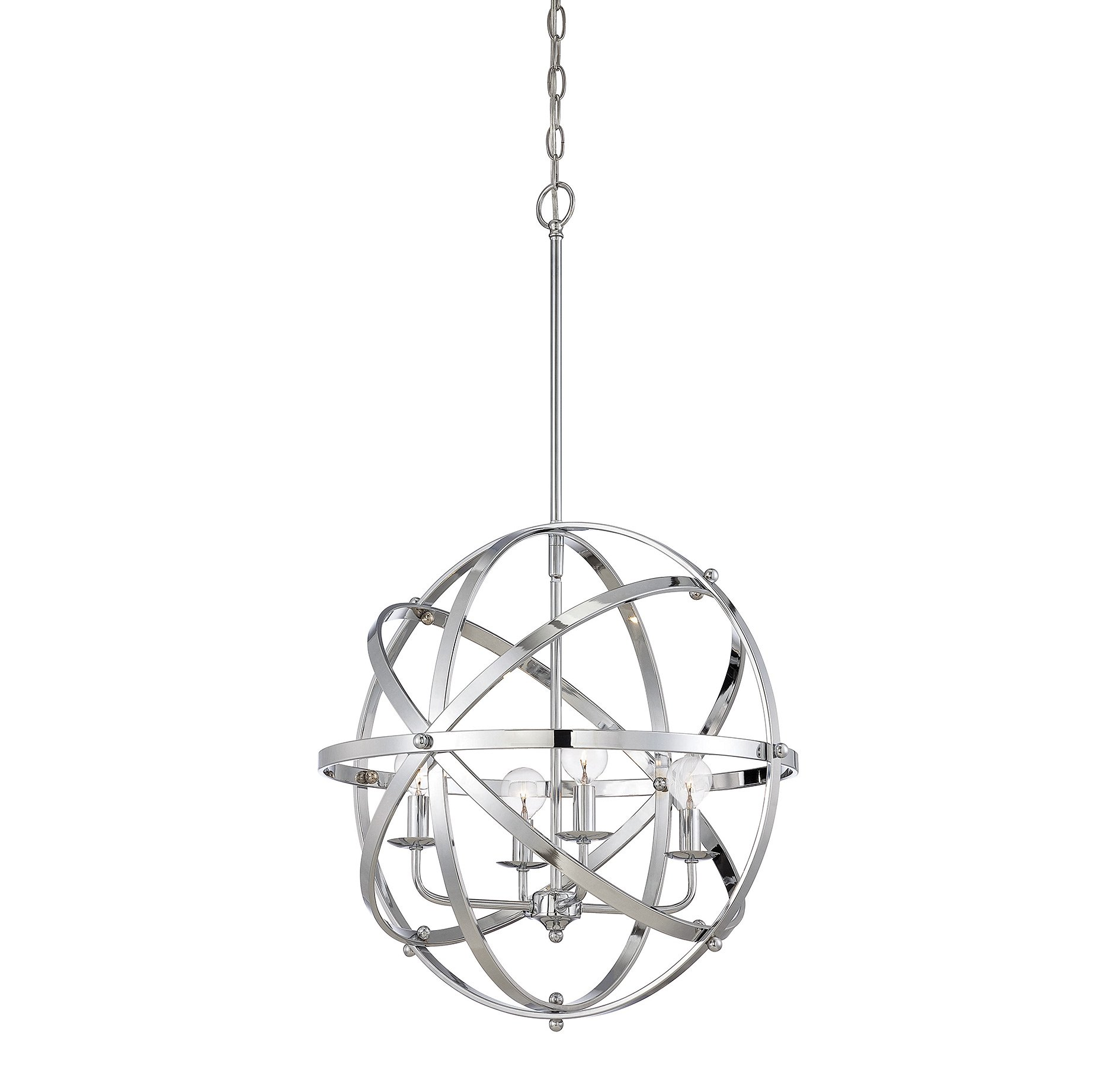 Orb Pendant by Savoy House