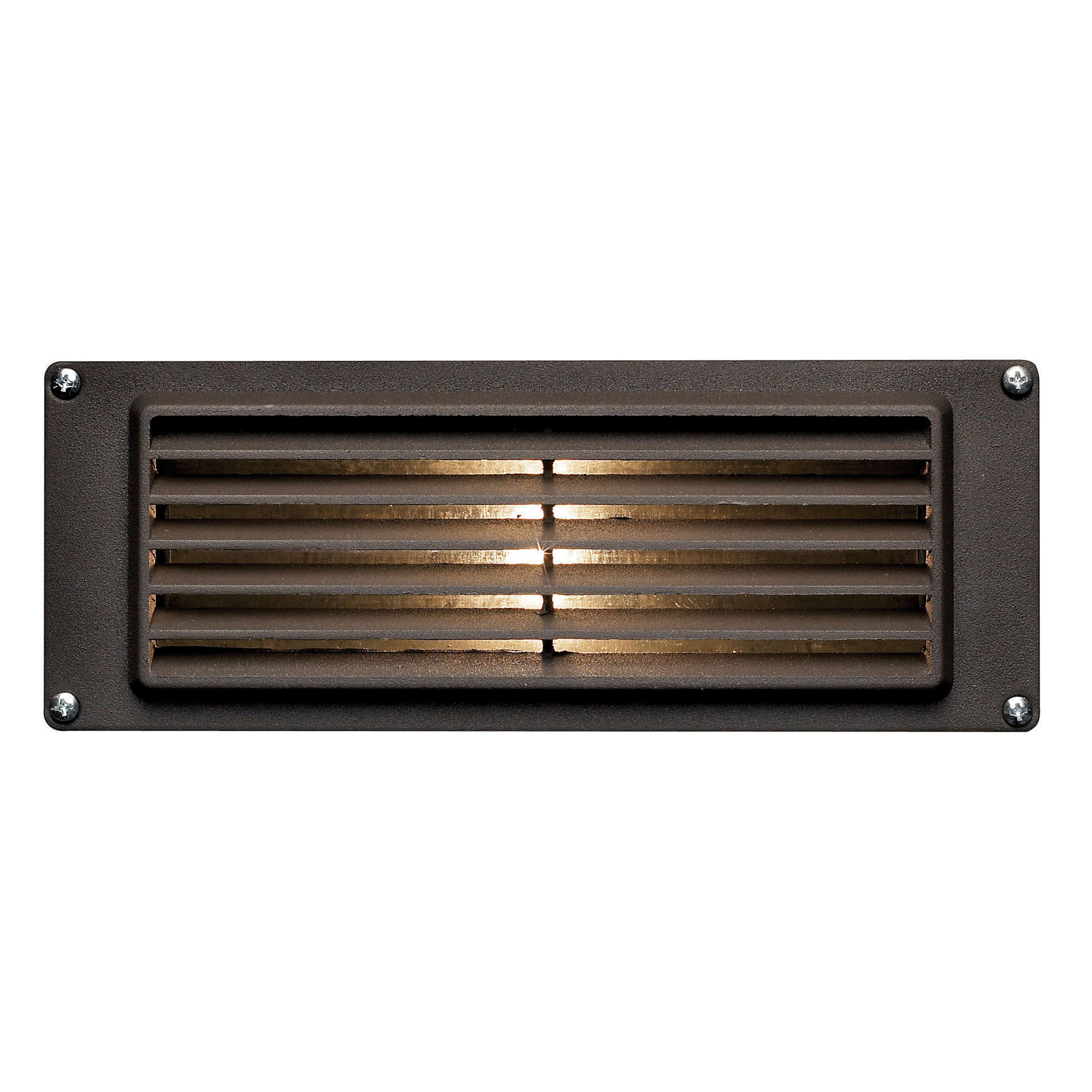 12V Louvered Brick Light By Hinkley Lighting | 1594BZ