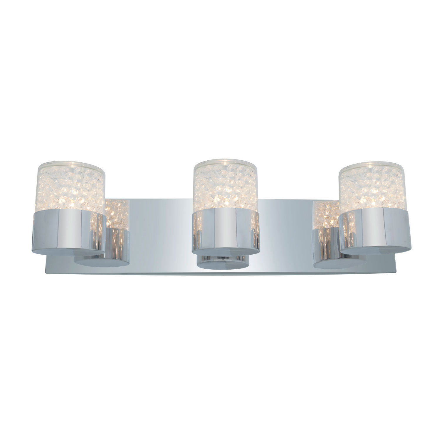 Kristal Crystal Bathroom Vanity Light By Access 51013 Ch Ccl