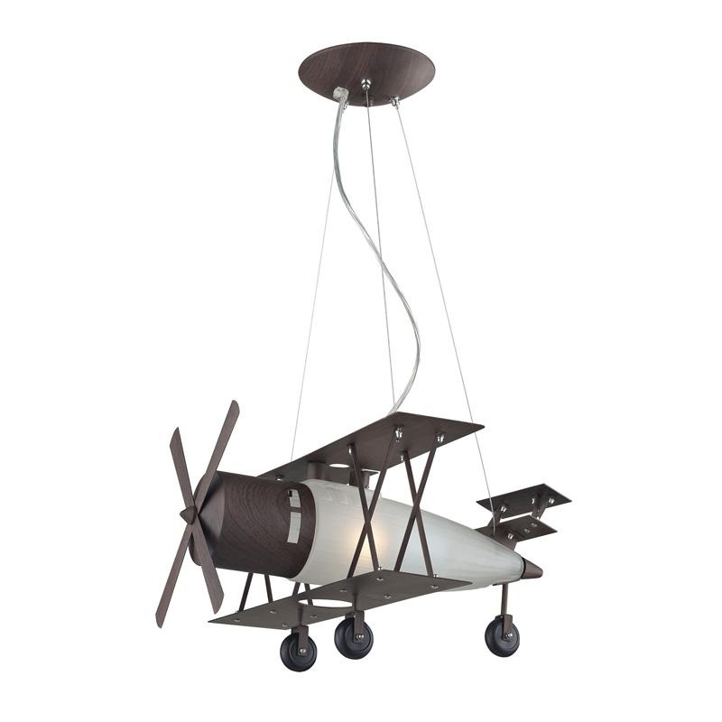 Airplane Novelty Pendant By Elk Lighting 5084 1