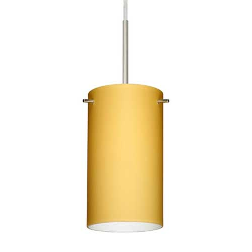 stilo 7 pendant by besa lighting 1bt 4404vm sn