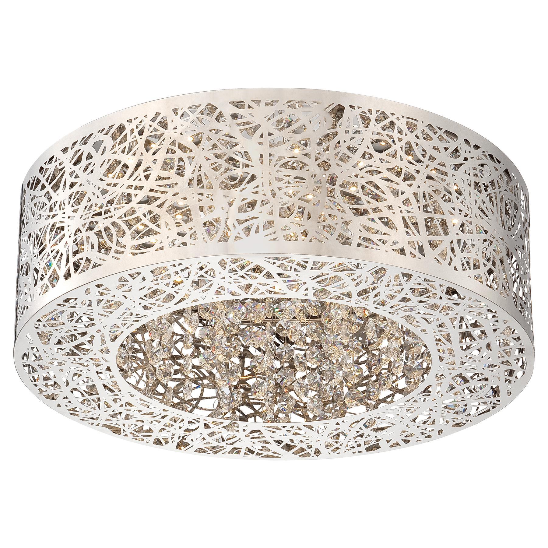 Hidden Gems LED Round Chandelier by George Kovacs – George Kovacs Chandelier