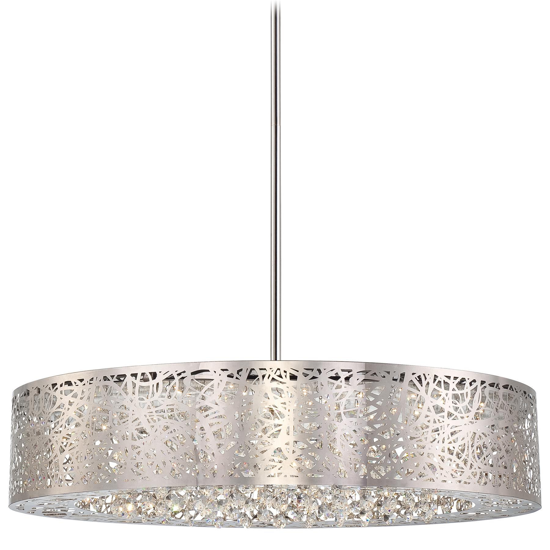 Gems LED Round Chandelier by George Kovacs