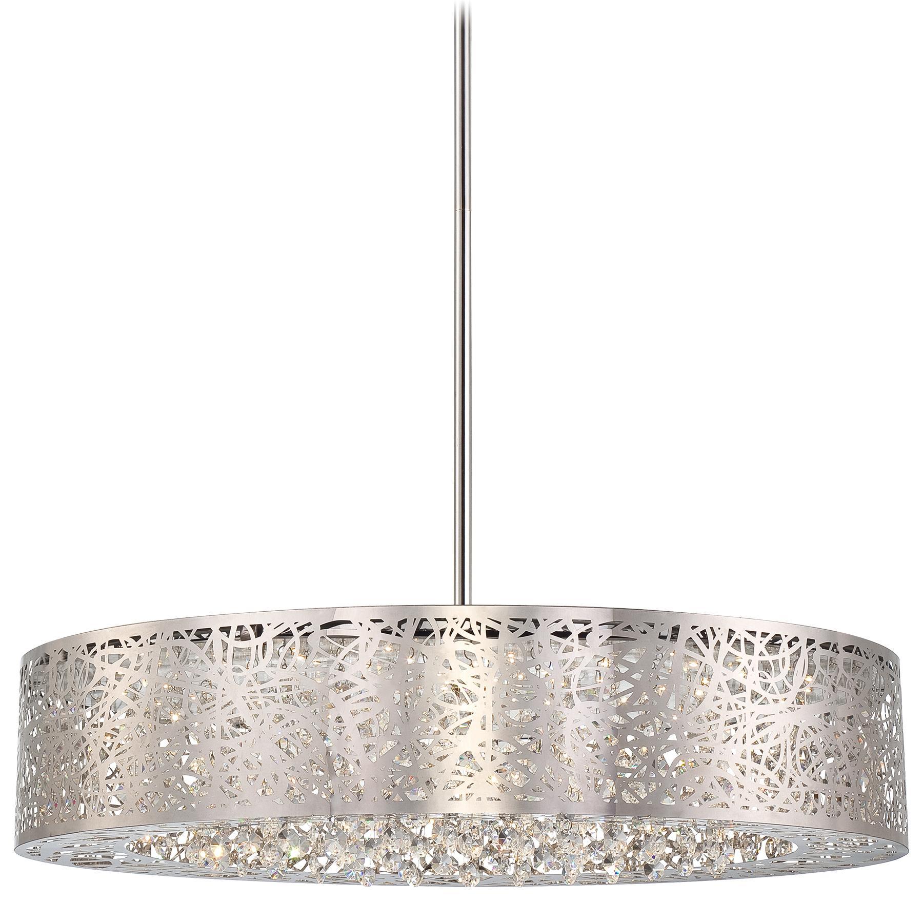gems led round chandelier by george kovacs  pl - hidden gems led round chandelier by george kovacs  pl