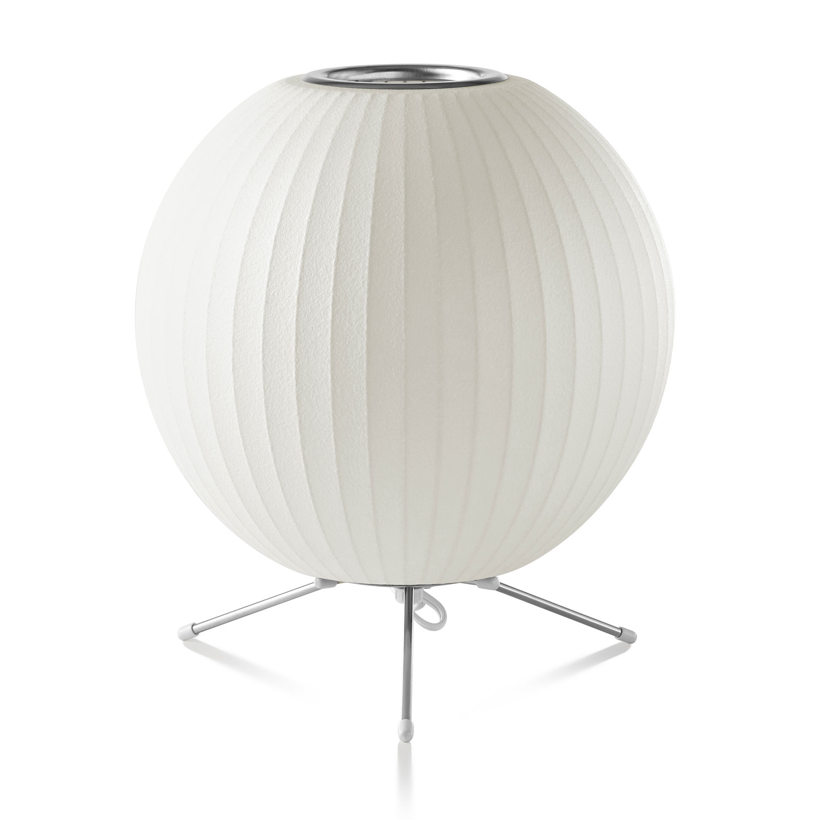 Ball Tripod Table Lamp By George Nelson