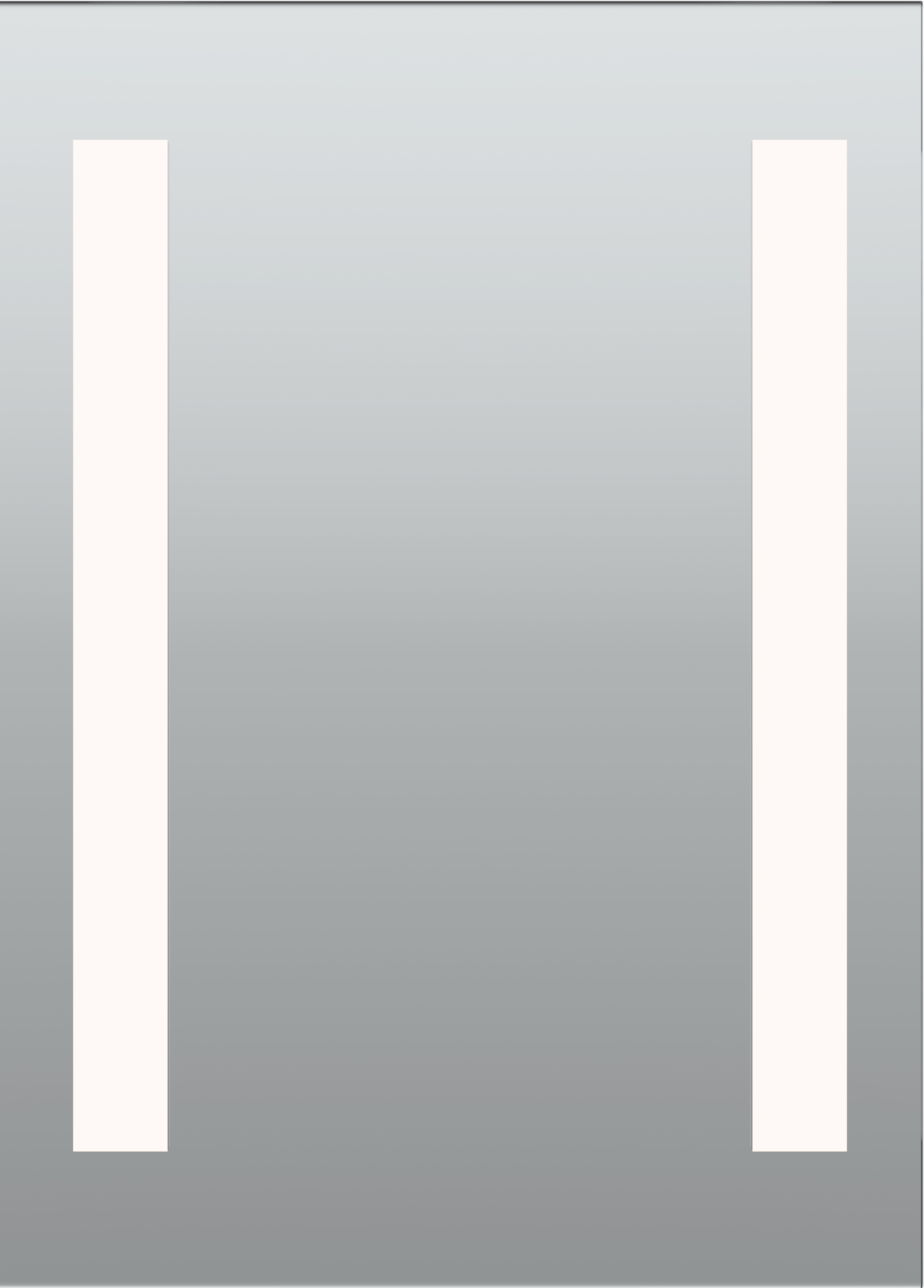 Twin Slim Surface Mount Led Mirror By Pureedge Lighting Twinslim 20 27k