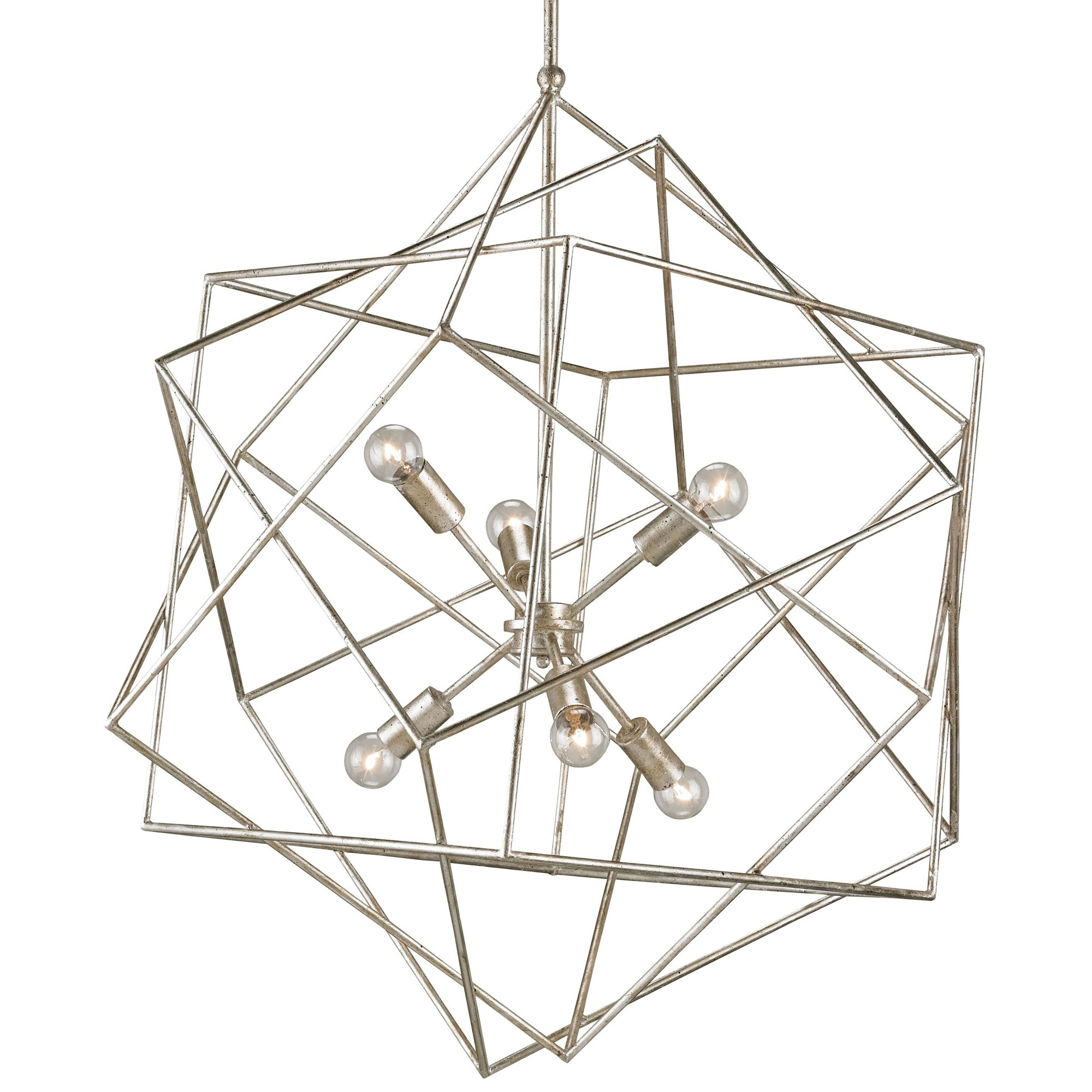 Chandelier by Currey and pany